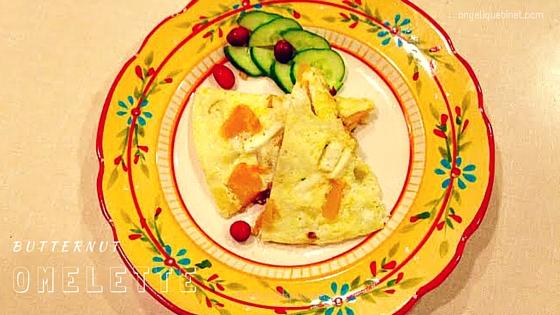 Butternut Gluten Free Omelette Sans Gluten