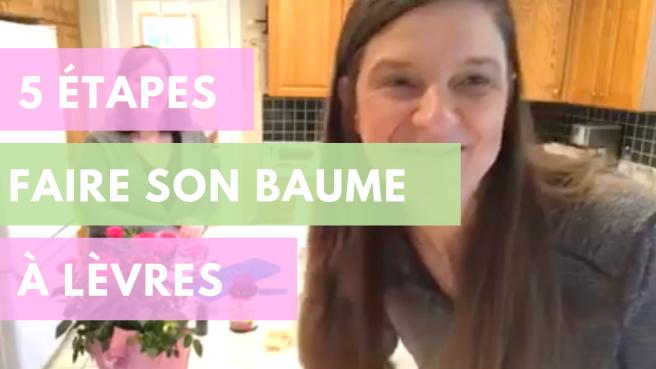 Comment faire ton baume à lèvres avec des huiles essentielles en 5 étapes